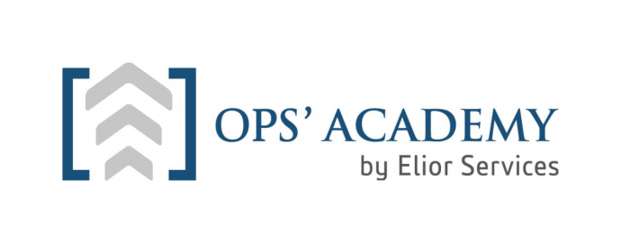 Logo Ops' Academy by Elior Services